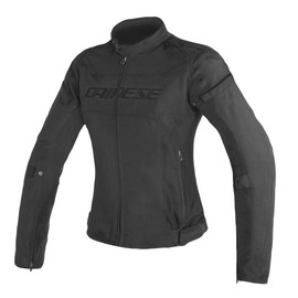D-FRAME LADY TEX JACKET BLACK/BLACK/BLACK