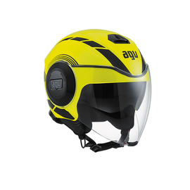 FLUID E2205 MULTI - EQUALIZER YELLOW FLUO/BLACK - Promotions