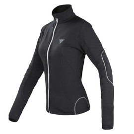 THERMAL LADY FULL ZIP E1 BLACK/GRAY
