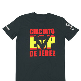 JEREZ D1 T-SHIRT BLACK- Casual Wear