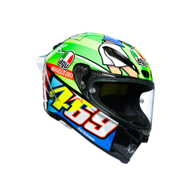 PISTA GP R LIMITED EDITION ECE2205 PLK - ROSSI MUGELLO 2017 - CARBON