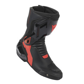 NEXUS BOOTS BLACK/FLUO-RED