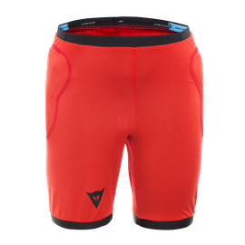 SCARABEO SAFETY SHORTS BLACK/RED