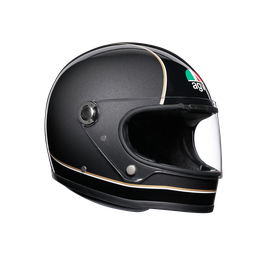 X3000 MULTI DOT - SUPER AGV BLACK/GREY/YELLOW