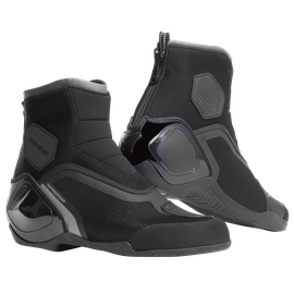 DINAMICA D-WP SHOES BLACK/ANTHRACITE- Motorbike