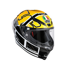 CORSA R TOP ECE DOT PLK - ROSSI GOODWOOD