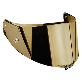 Visor RACE 2 IRIDIUM GOLD