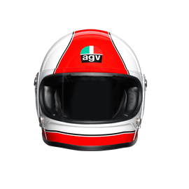 X3000 MULTI DOT - SUPER AGV RED/WHITE
