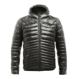 PACKABLE DOWNJACKET MAN GUN-METAL