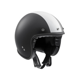 RP60 AGV E2205 MULTI - ROYAL MATT BLACK/WHITE