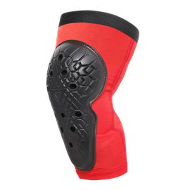 SCARABEO KNEE GUARDS BLACK/RED