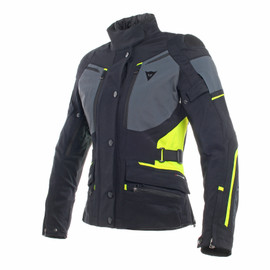 CARVE MASTER 2 LADY GORE-TEX JACKET BLACK/EBONY/FLUO-YELLOW