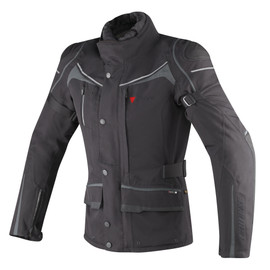 D-BLIZZARD S/T D-DRY® JACKET BLACK/EBONY/EBONY