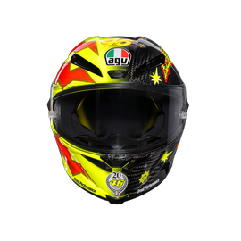 PISTA GP R LIMITED EDITION ECE DOT PLK - ROSSI 20YEARS - Pista GP R