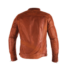 HESTON LEATHER JACKET
