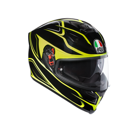 K-5 S MULTI ECE DOT PLK - MAGNITUDE BLACK/YELLOW FLUO