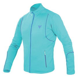 THERMAL MAN FULL ZIP E1 BLUE-JEWEL/NAUTICAL-BLUE