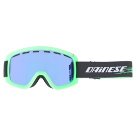 FREQUENCY GOGGLES GREEN-SCRATCH/GREEN-ION