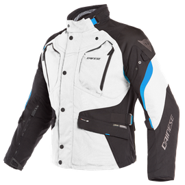DOLOMITI GORE-TEX JACKET LIGHT-GRAY/BLACK/ELECTRON-BLUE