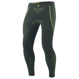 D-CORE DRY PANT LL BLACK/FLUO-YELLOW
