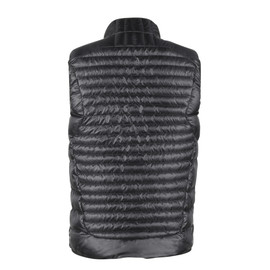 HERRNEGG DOWNVEST BLACK