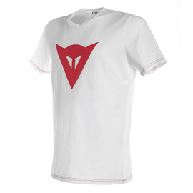 SPEED DEMON T-SHIRT WHITE/RED