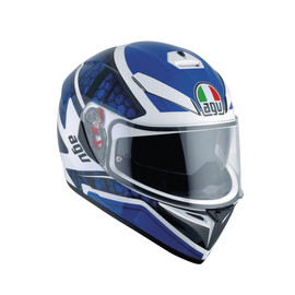 K-3 SV AGV E2205 MULTI PLK - PULSE WHITE/BLACK/BLUE