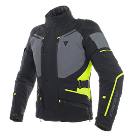 CARVE MASTER 2 GORE-TEX JACKET BLACK/EBONY/FLUO-YELLOW