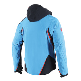 LAUBERHORN JACKET  BLUE-JEWEL/TEAM-RED/BLACK- Blousons