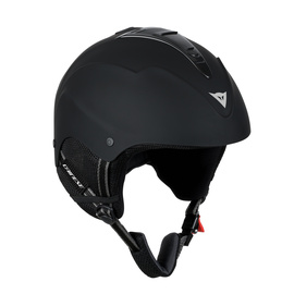 D-SHAPE BLACK- Helme