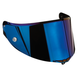 Visor RACE 2 IRIDIUM BLUE