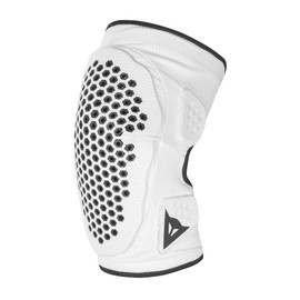 SOFT SKINS KNEE GUARD WHITE/BLACK