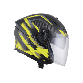 K-5 JET E2205 MULTI - URBAN HUNTER MATT BLACK/YELLOW - Promozioni