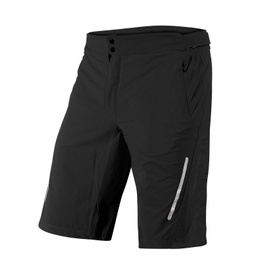TERRATEC SHORTS BLACK- Pantalones