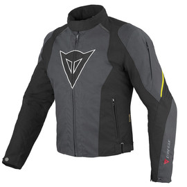 LAGUNA SECA D-DRY® BLACK/DARK-GULL-GRAY/FLUO-YELLOW