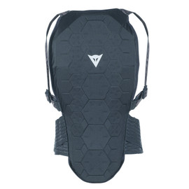 FLEXAGON BACK PROTECTOR KID BLACK/BLACK