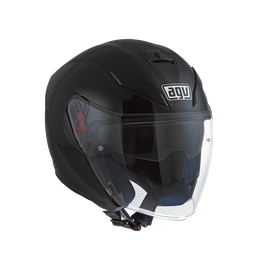 K-5 JET AGV E2205 SOLID - MATT BLACK