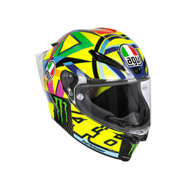 PISTA GP R TOP ECE DOT PLK - SOLELUNA 2016 (Monster) CARBON