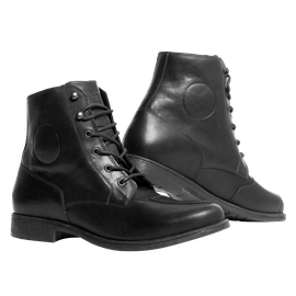 SHELTON D-WP SHOES BLACK