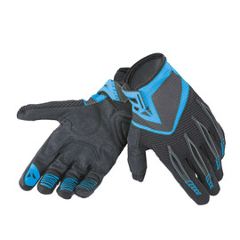 PADDOCK GLOVES BLACK/ELECTRIC-BLUE