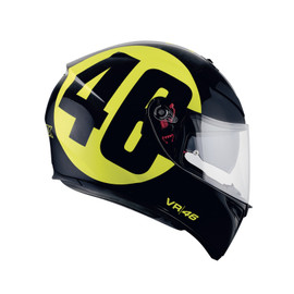 K-3 SV E2205 TOP - BOLLO 46 BLACK/YELLOW - undefined