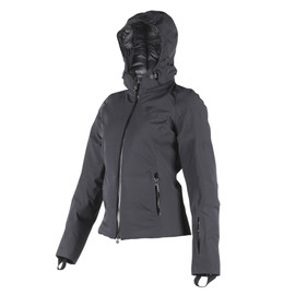 BLACKCOMB D-DRY® DOWNJACKET LADY BLACK