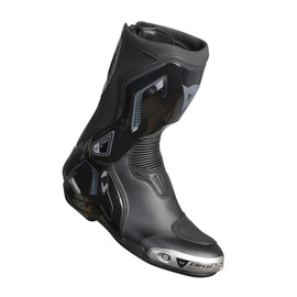 TORQUE D1 OUT LADY BOOTS BLACK/ANTHRACITE- Cuir