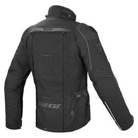 D-EXPLORER S/T GORE-TEX® JACKET BLACK/BLACK/DARK-GULL-GRAY