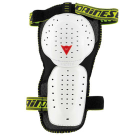 ACTION KNEE GUARD EVO BLACK/WHITE