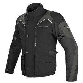 TEMPEST SHORT/TALL D-DRY® JKT BLACK/BLACK/DARK-GULL-GRAY
