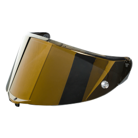 Visor RACE 3 IRIDIUM GOLD - Pista GP R