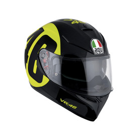 K-3 SV E2205 TOP - BOLLO 46 BLACK/YELLOW