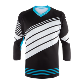 HG JERSEY 2 HAWAIIAN-OCEAN/STRETCH-LIMO/WHITE- Maillots