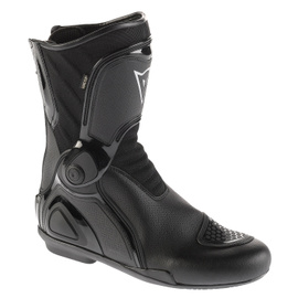 R TRQ-TOUR GORE-TEX BOOTS BLACK- Waterproof